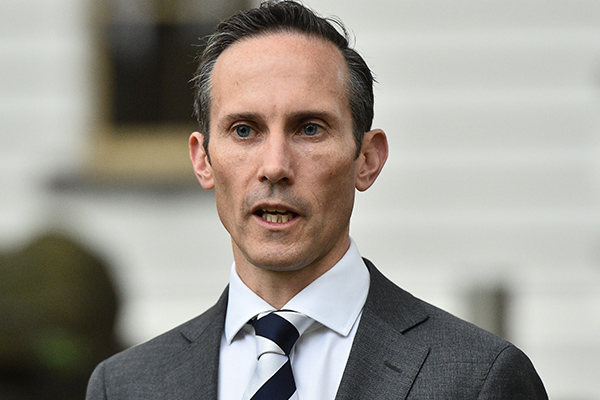 Article image for Andrew Leigh calls on government to 'address the real problems of the economy'