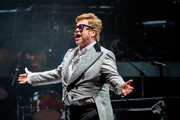 Article image for Elton John to be first musician to perform at Parramatta's Bankwest Stadium