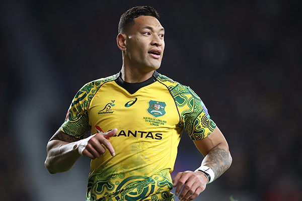 Article image for EXCLUSIVE | NRL prepared to welcome back Israel Folau