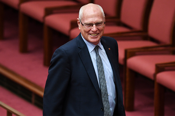 Jim Molan reflects on his political career