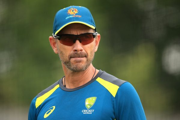 Justin Langer hits back at critics after Australia qualifies for World Cup semi-finals