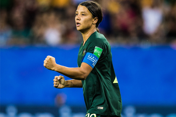 Matildas Masterclass | Sam Kerr guides Australia into World Cup knockout stage