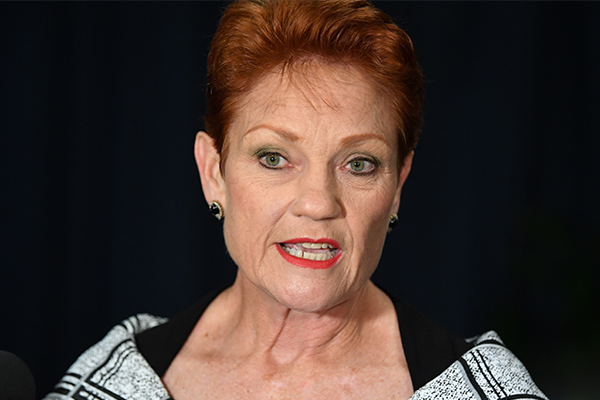 Pauline's ultimatum: Coal fired power station in exchange for tax cut approval