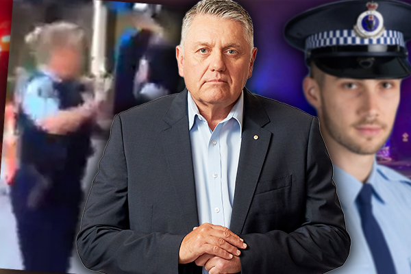 Article image for 'Enough is enough': Ray Hadley calls for action after five police assaulted in 24 hours
