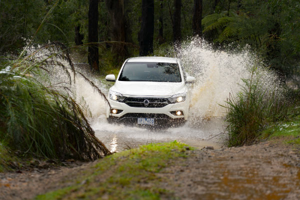 SsangYong's new long-wheelbase Musso XLV ute offers outstanding value