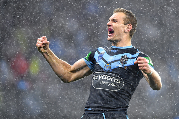 Article image for Blues demolition: New South Wales crushes Queensland to level State of Origin series