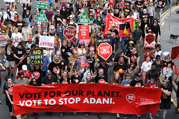 Adani coal mine approved