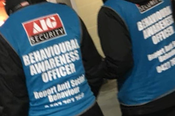 Article image for 'Overkill': AFL ramps up presence of 'Behavioural Awareness Officers'
