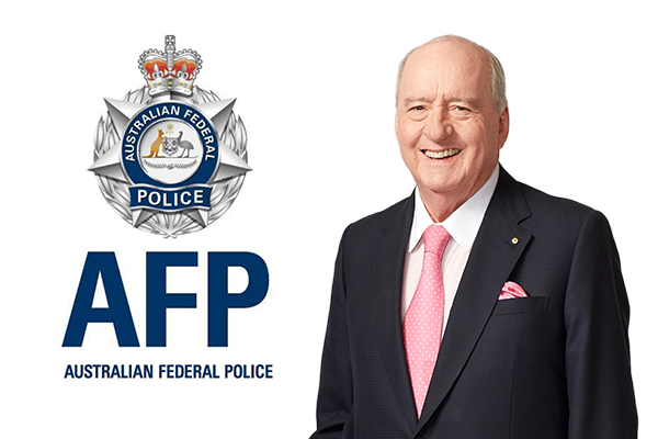 Australian Federal Police under the spotlight and not for the first time, says Alan Jones