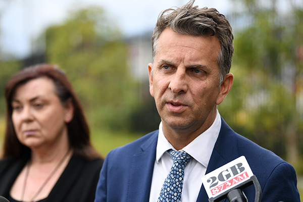 Article image for Andrew Constance floats possibility of Netflix-style transport subscription