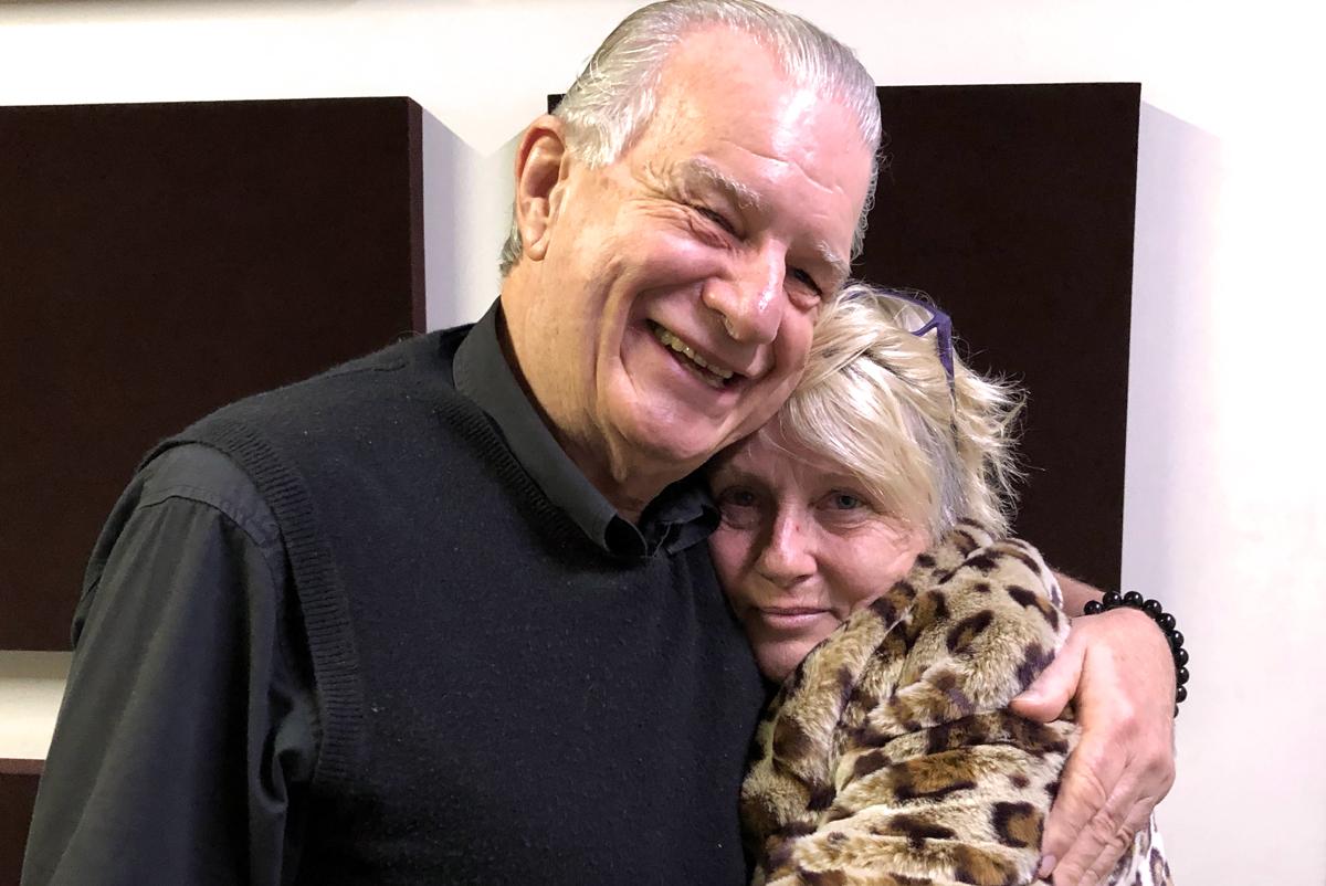 Rev. Bill and Debra Byrne