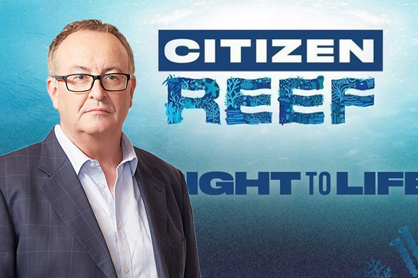 Article image for 'Peak madness': Push for Great Barrier Reef to be made an Australian citizen