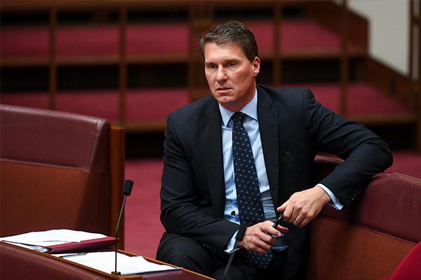 Article image for Cory Bernardi deregisters Australian Conservatives Party after 'particularly bad' election result