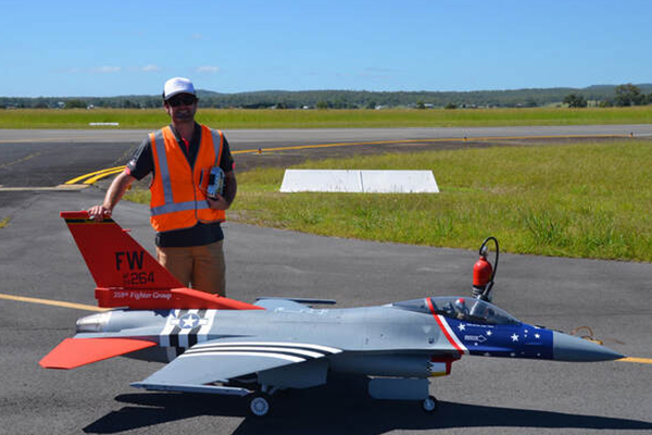 Giant jets taking to the skies for a good cause