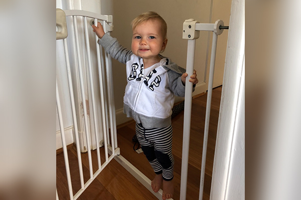Article image for Listener sends Ray gorgeous photos of his son