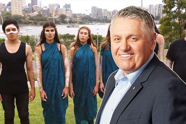 'Just beautiful': Ray Hadley's solution to the national anthem debate