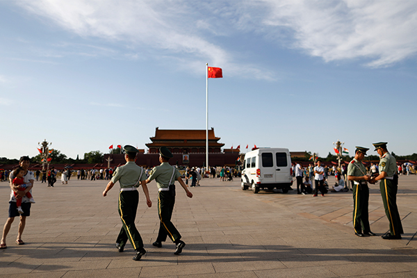 Article image for Aussie relives Tiananmen Square massacre on 30th anniversary