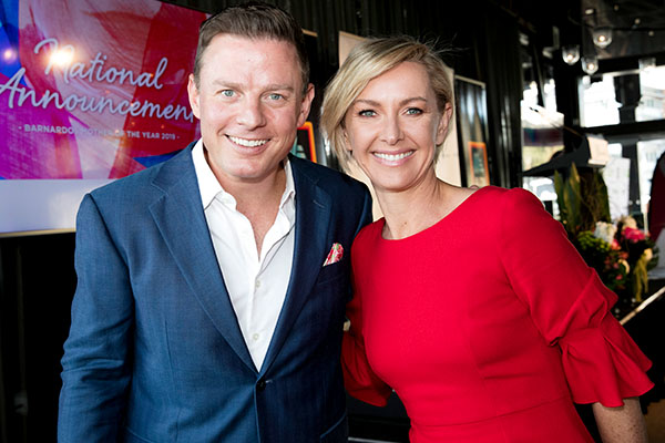 'Dodgy double standard': Ben Fordham defends Deb Knight from 'gutless' trolls