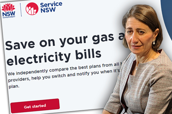 Article image for Premier admits she's 'too busy' to sign up for her own energy savings scheme