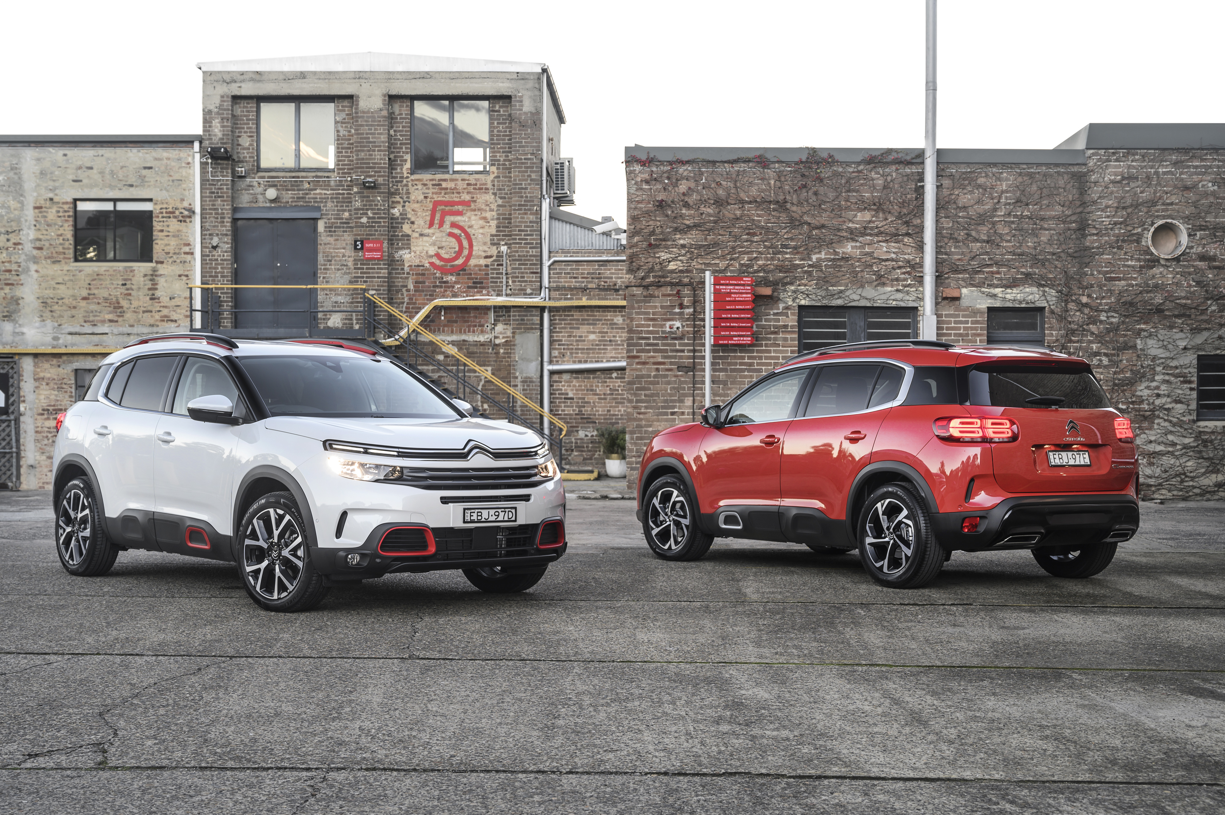 Citroen's C5 AirCross SUV – the best product from the French car maker for some time