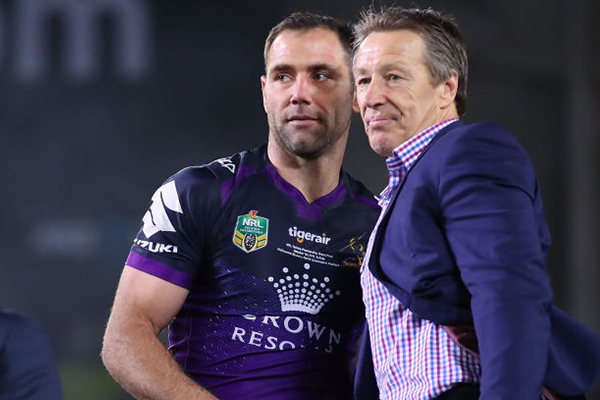 Article image for 'Probably the one thing he regrets': Craig Bellamy opens up on relationship with Cam Smith