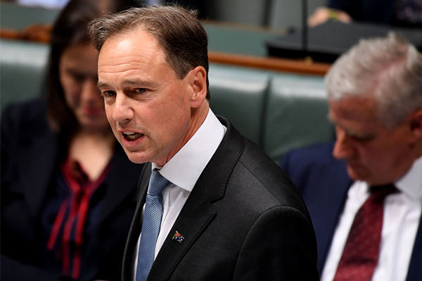Article image for Health Minister says more needed to improve private health insurance