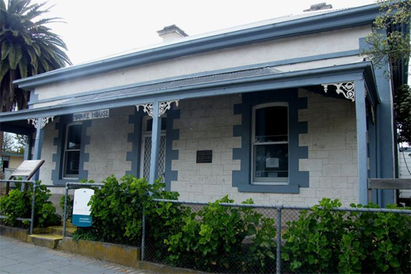 Government spending $750,000 to buy Bob Hawke's childhood home