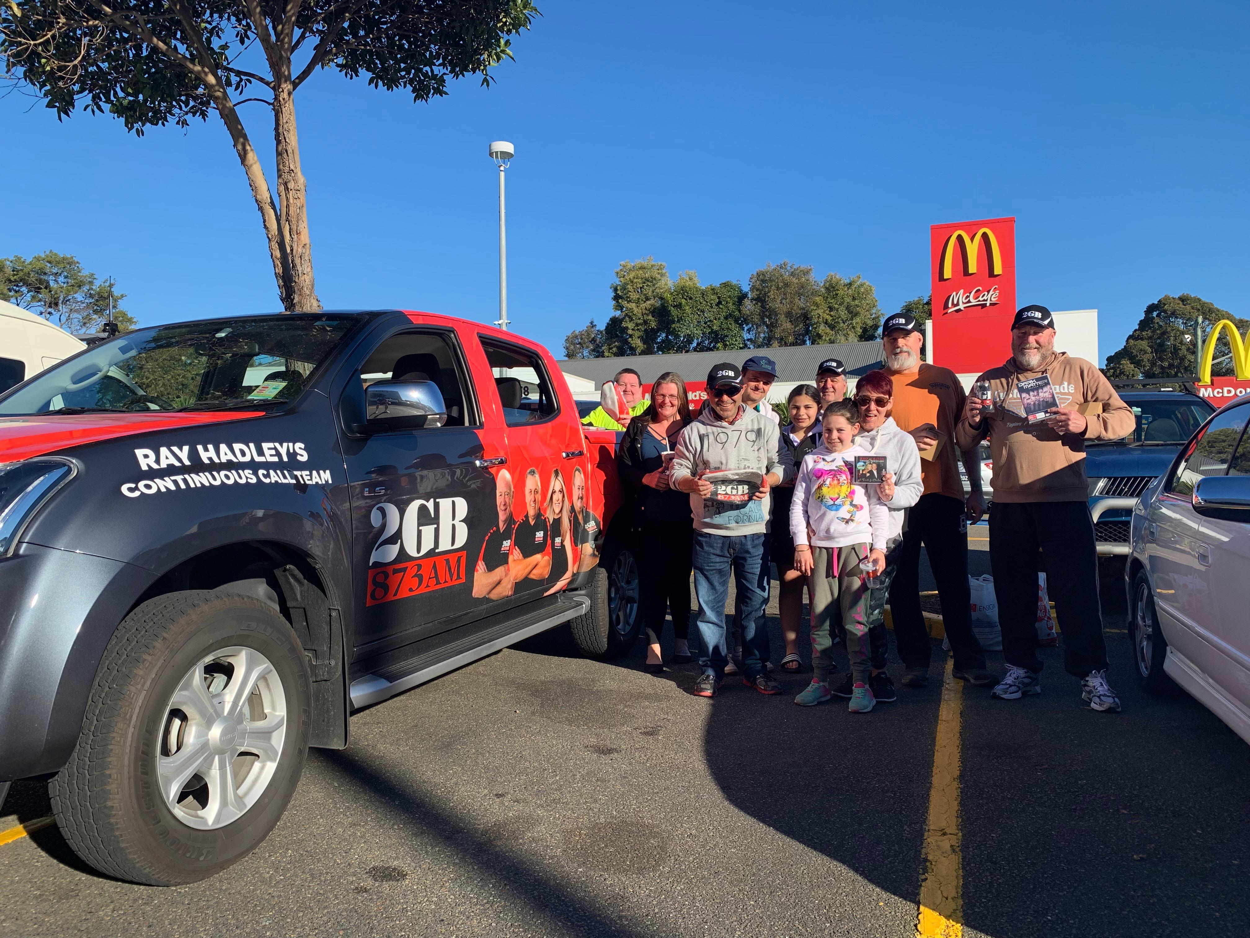 Fan Day – McDonalds Taren Point