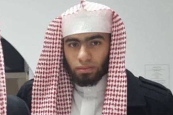 Mentor of alleged Islamic State member insists he tried to 'steer him in the right direction'