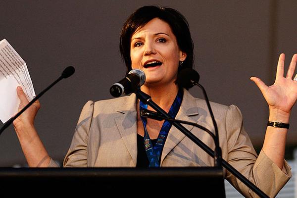 Article image for 'A tax burden': Jodi McKay slams M4 toll