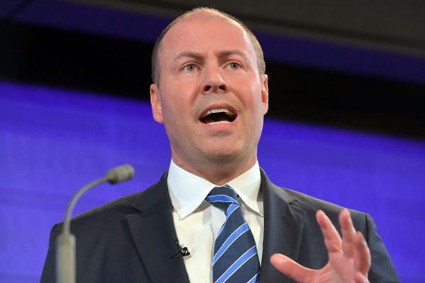 Treasurer refuses to take rate cut as criticism of his economic policy