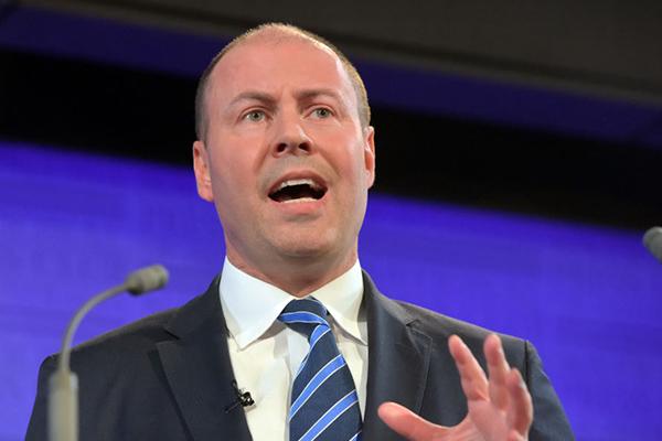 Treasurer urges Australian businesses to invest locally
