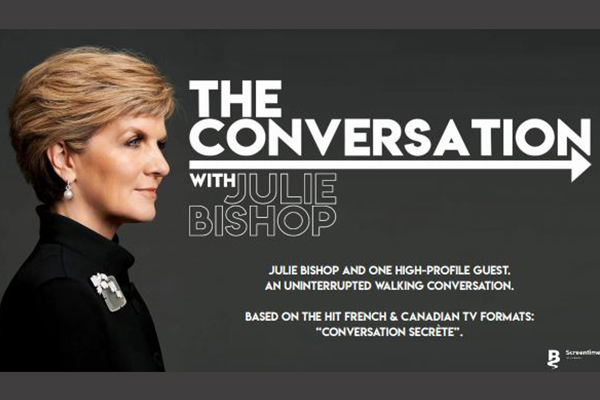 Peta Credlin slams Julie Bishop's pitch for TV