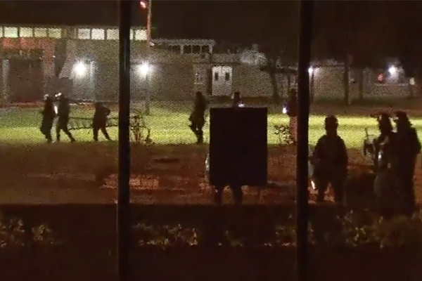 Bloody riot: Inmates stabbed at juvenile detention centre on the Central Coast