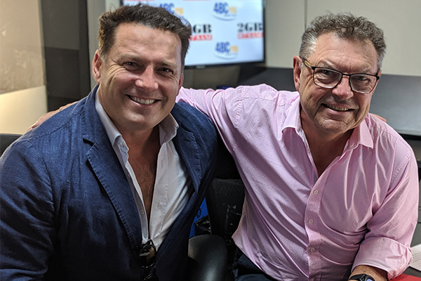 'You were very, very cruel to me': Karl Stefanovic to be a hard marker