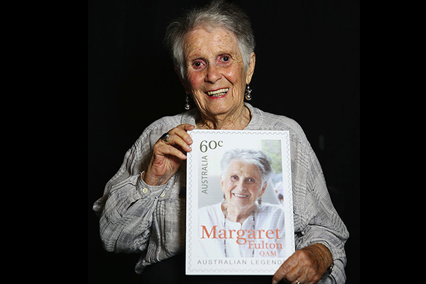 Article image for 'Absolute living legend': Cooking icon Margaret Fulton dead at 94