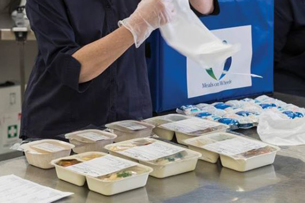 Meals on Wheels' desperate plea for funding