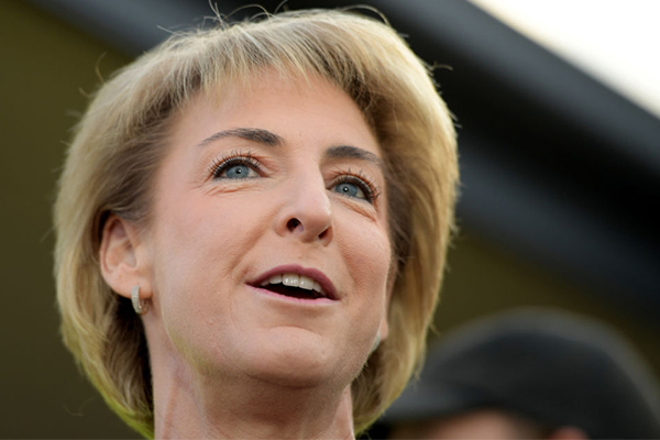 Michaelia Cash welcomes review into workplace relations