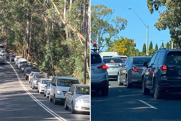 Article image for These pictures prove Dural housing estate is a bad idea