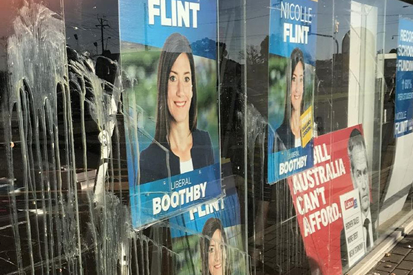 Article image for Outgoing Liberal MP calls out Labor's failure to condemn GetUp's attacks on her