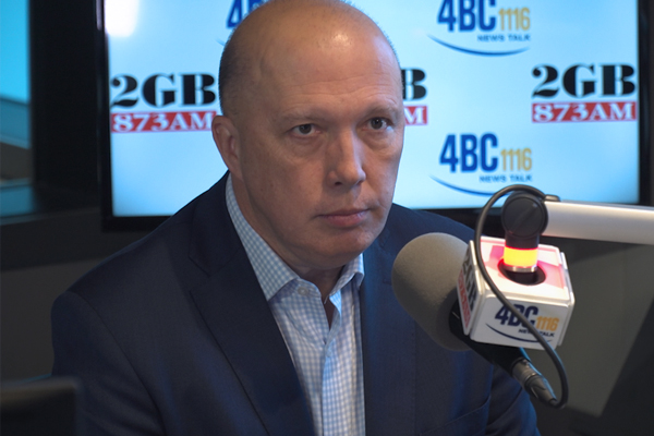Article image for Peter Dutton rejects 'skewed' influence of Defence department bureaucrats
