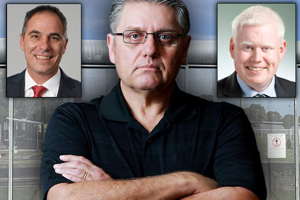 Ray Hadley tears shreds off minister dodging questions about juvenile detention riot