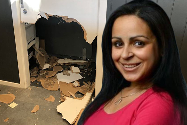 Article image for Rita Panahi calls on Labor to sack MP after hotel door smashed in
