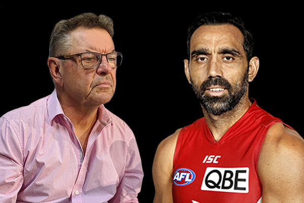 'Don't tar the rest of Australia': Steve Price hits out at racism claims in Adam Goodes doco