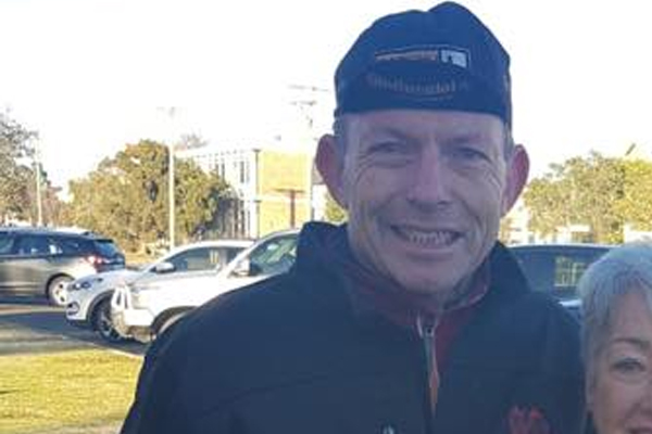 Tony Abbott happy to see Labor's 'nasty front' exposed