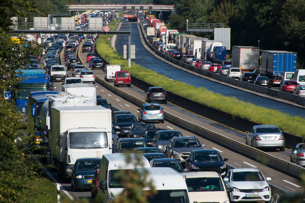 Article image for Infrastructure projects struggling to save Sydney from congestion