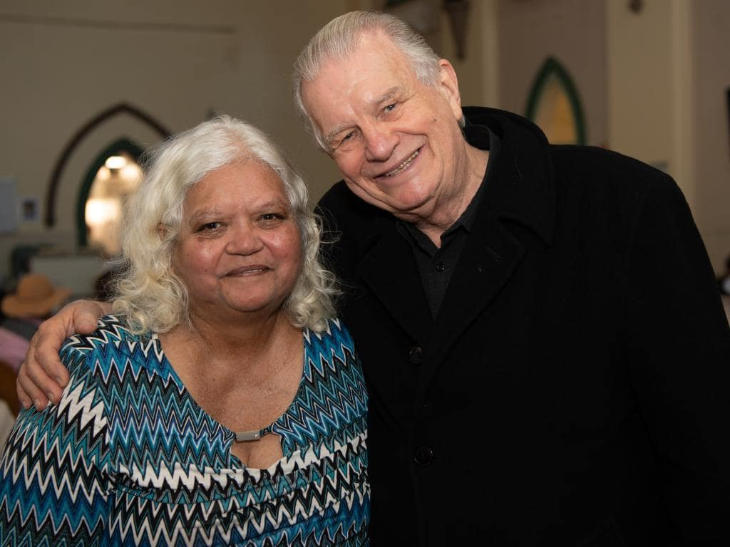 Shirley Lomas – Aboriginal Elder