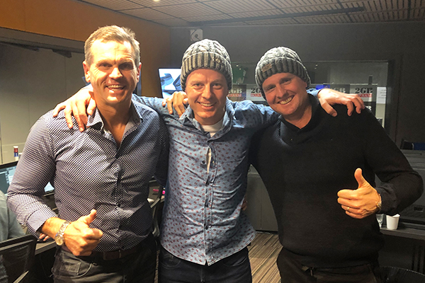 Put on your Beanies for Brain Cancer at the NRL this week