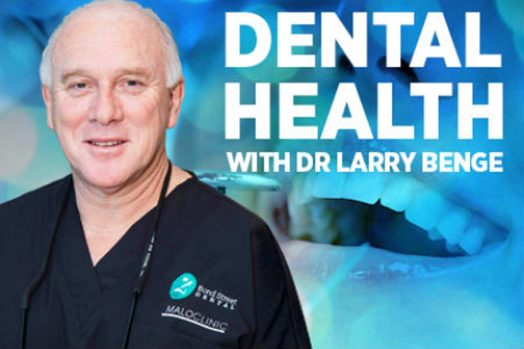 Dental Health with Dr Larry Benge, 19th February