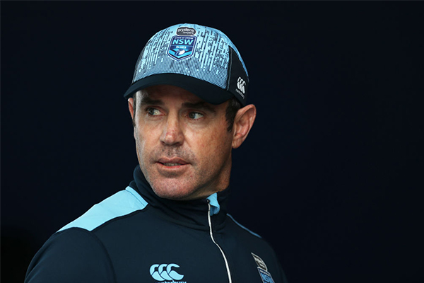 Article image for Brad Fittler wouldn't select fined trio for Origin if series was played now